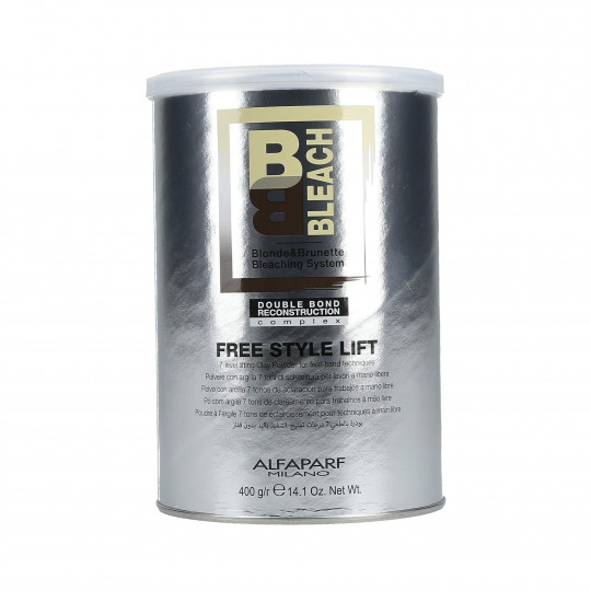 ALFAPARF BB BLEACH Free Style Lift Decolorante per capelli in polvere 400g - 1