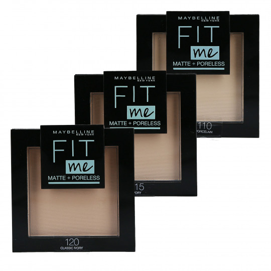 FIT ME MATTE&PORELESS POWDER 8,2G