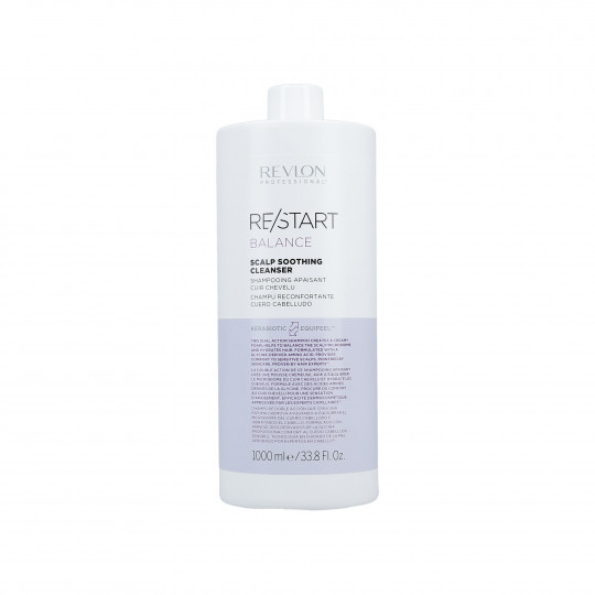 REV RESTART BALANCE SCALP SOOTHING SHAMPOO 1L