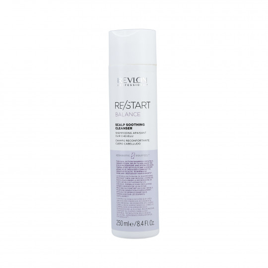 REV RESTART BALANCE SCALP SOTHING SHAMPOO 250ML