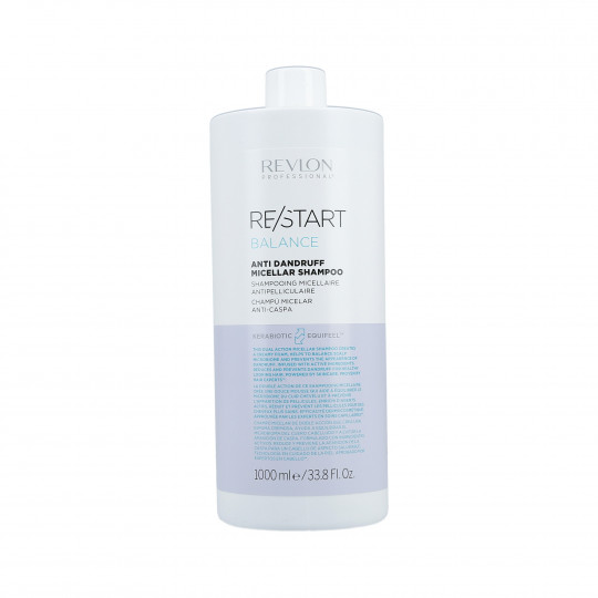 REV RESTART BALANCE SCALP ANTI-DANDRUFF SHAMPOO 1L