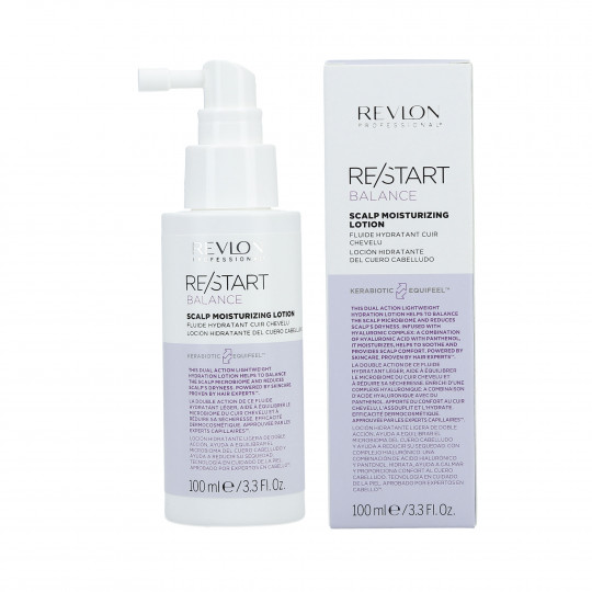 REV RESTART BAL SCALP MOISTURIZING LOTION 100ML