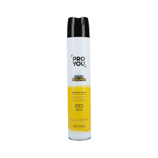 REV PY MEDIUM HOLD SETTER HAIRSPRAY 500ML