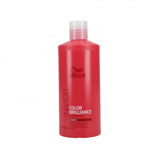 WELLA PROFESSIONALS INVIGO COLOR BRILLIANCE Shampoo per capelli spessi 500ml