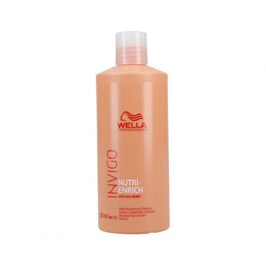 WELLA PROFESSIONALS INVIGO NUTRI-ENRICH Shampoo per capelli secchi 500ml
