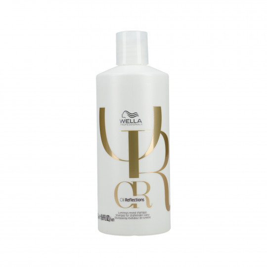 WELLA PROFESSIONALS OIL REFLECTION shampoo lisciante 500ml