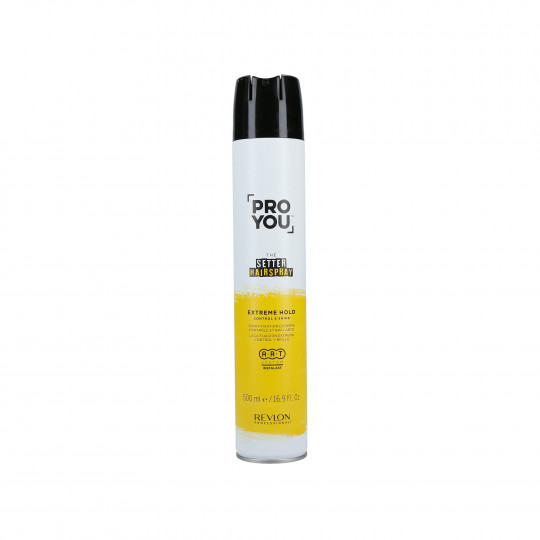 REV PY EXTREME HOLD SETTER HAIRSPRAY 500ML