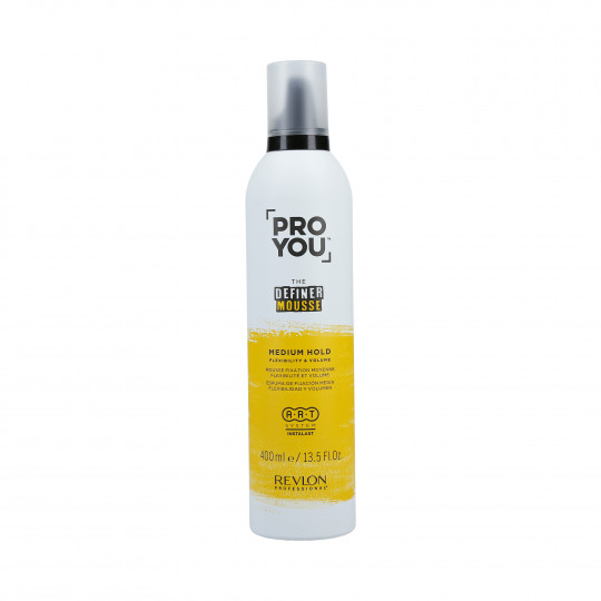 REV PY MEDIUM HOLD DEFINER MOUSSE 400ML