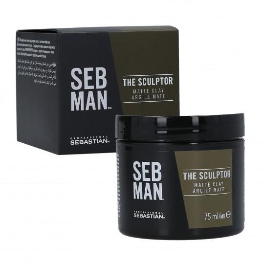 SEB MAN THE SCULPTOR MATTE CLAY 75ML