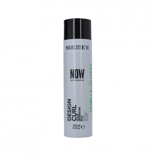 SELECTIVE NOW Curl Design Fluid Definisce i ricci 250ml - 1