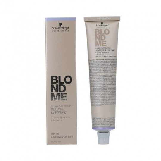 SCHWARZKOPF PROFESSIONAL BLONDME Blonde Lifting Base Schiarente 60ml