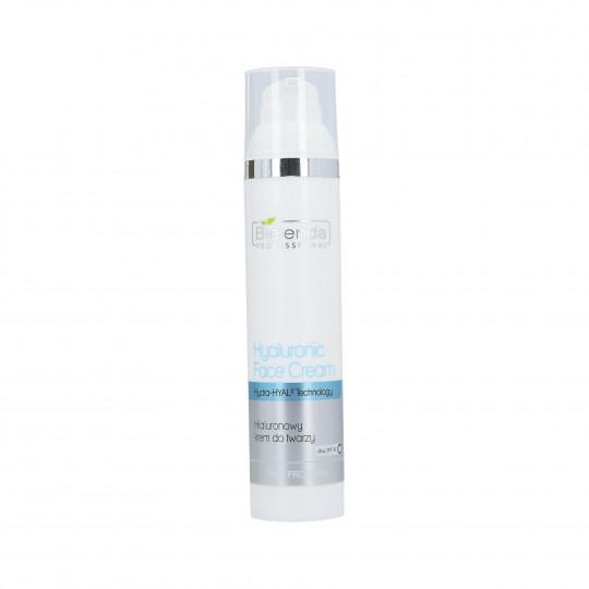 BIELENDA PROFESSIONAL Crema viso con acido ialuronico SPF15 100ml