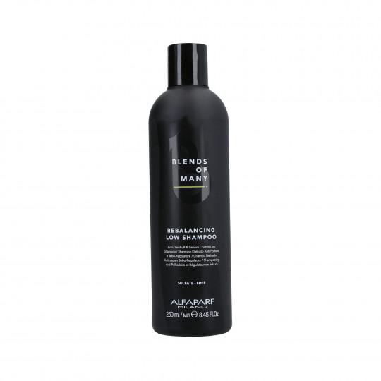 ALFAPARF BLENDS OF MANY Shampoo riequilibrante del cuoio capelluto 250ml - 1
