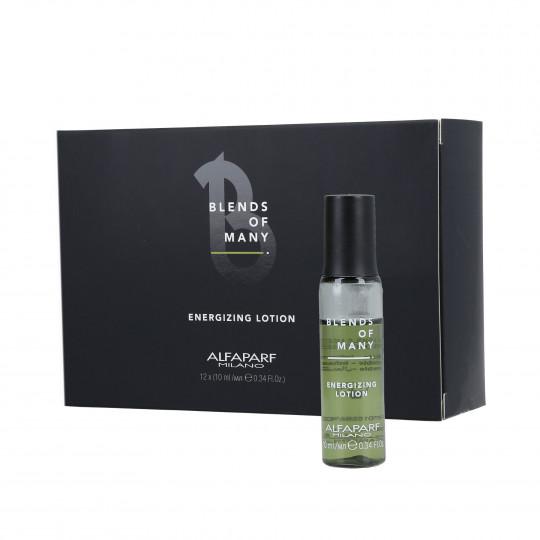 ALFAPARF BLENDS OF MANY Lozione energizzante per capelli 12x10ml - 1