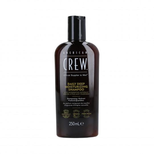 AMERICAN CREW Daily Shampoo idratante per capelli 250ml - 1