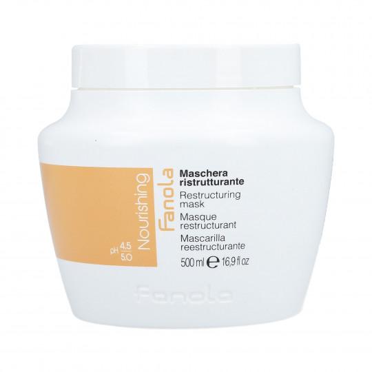 FANOLA NOURISHING Restructuring Maschera rigenerante per capelli 500ml - 1