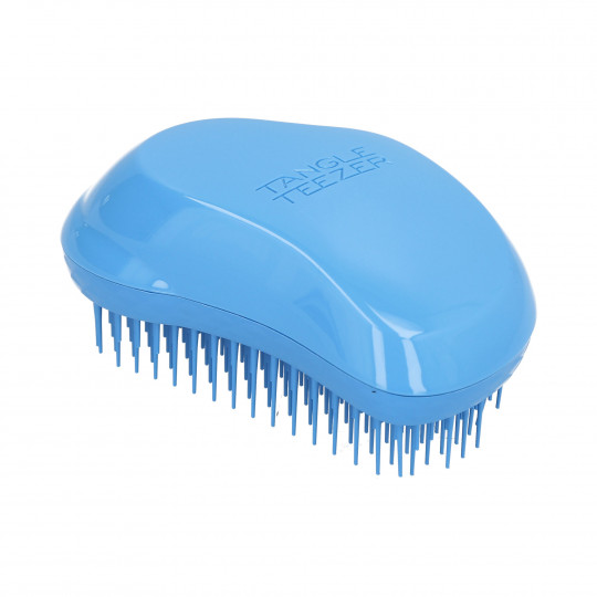 TANGLE TEEZER The Original Thick & Curly Azure Blue Spazzole