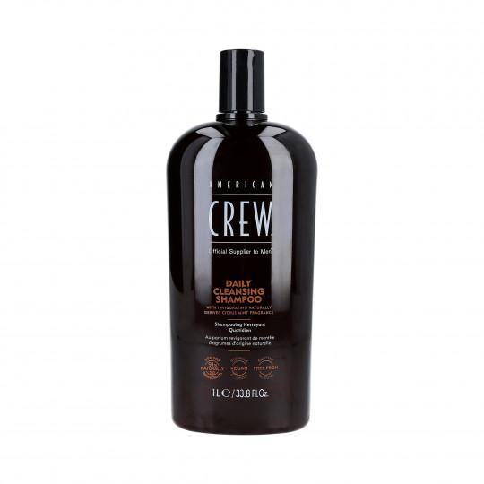 AMERICAN CREW Daily Shampoo per capelli 1000ml - 1