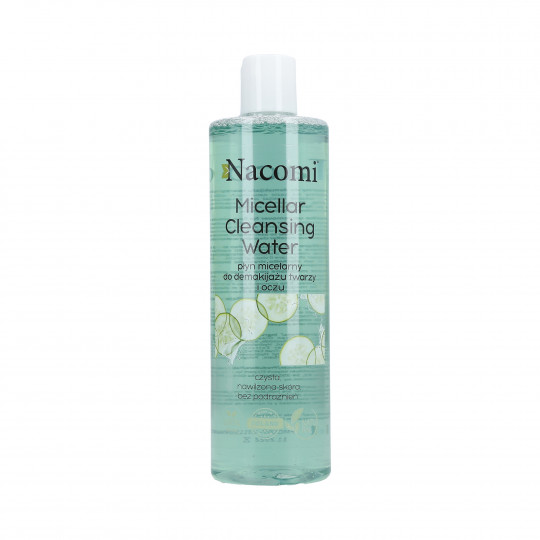 NACOMI MICELLAR CLEANSING WATER 400ML