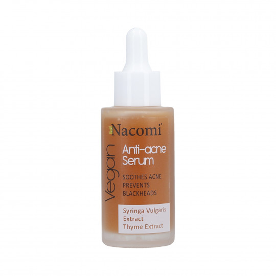 NACOMI VEGAN ANTI ACNE SERUM 40ML