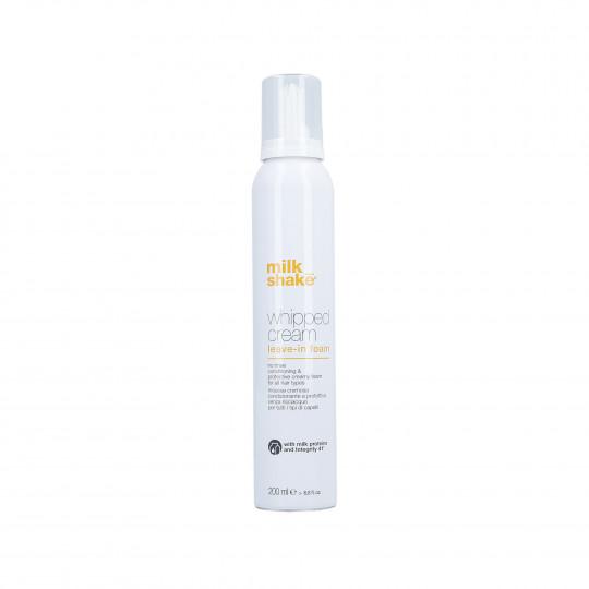 MILK SHAKE LEAVE-IN Whipped Cream Mousse per tutti i tipi di capelli 200ml - 1