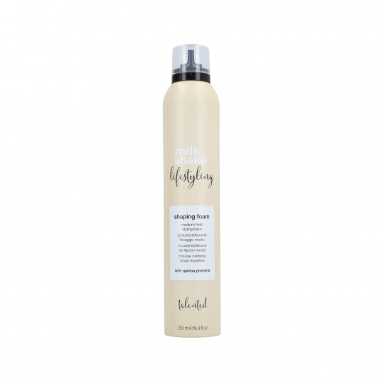 MS LIFESTYLING SHAPING FOAM 250ML