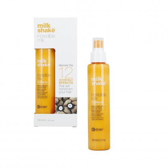 MILK SHAKE LEAVE-IN INCREDIBLE MILK trattamento per capelli in spray senza risciacquo 150ml - 1