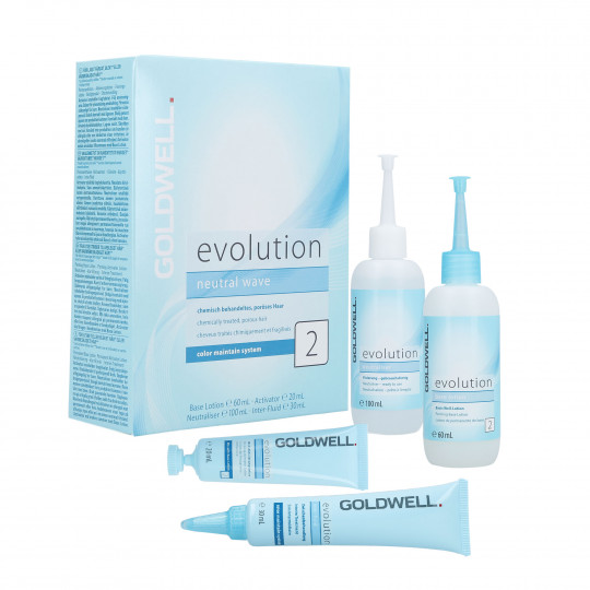 GOLDWELL EVOLUTION 2 SET Kit Permanente tipo 2 - 1