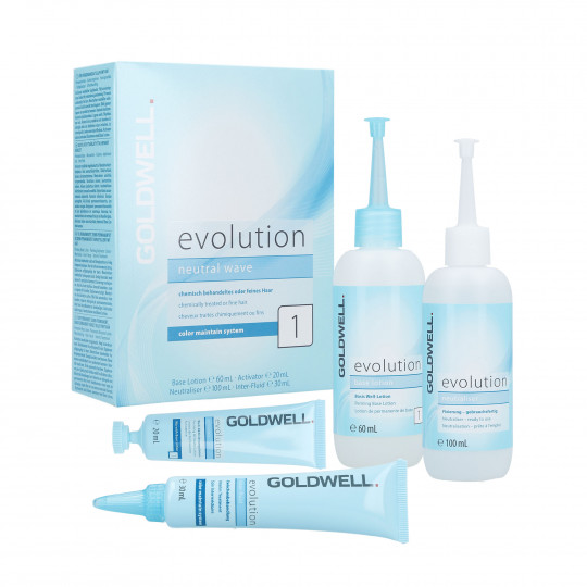 GOLDWELL EVOLUTION 1 SET Kit permanente tipo 1 - 1