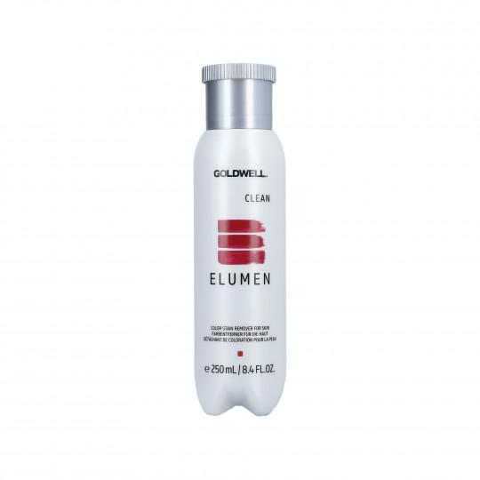 GOLDWELL ELUMEN CLEAN LOTION Preparato per rimozione tintura dalla pelle 250ml - 1