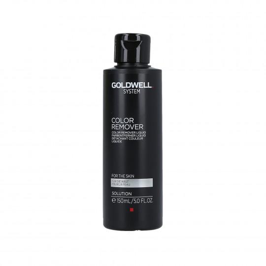 GOLDWELL SYSTEM COLOR REMOVER SKIN Preparato per rimuovere tracce di colore dalla pelle 150ml - 1
