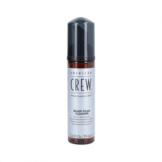 AMERICAN CREW BEARD Schiuma per barba detergente 70ml - 1