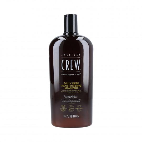 AMERICAN CREW CLASSIC DEEP MOISTURING Shampoo idratante per capelli 1000ml - 1