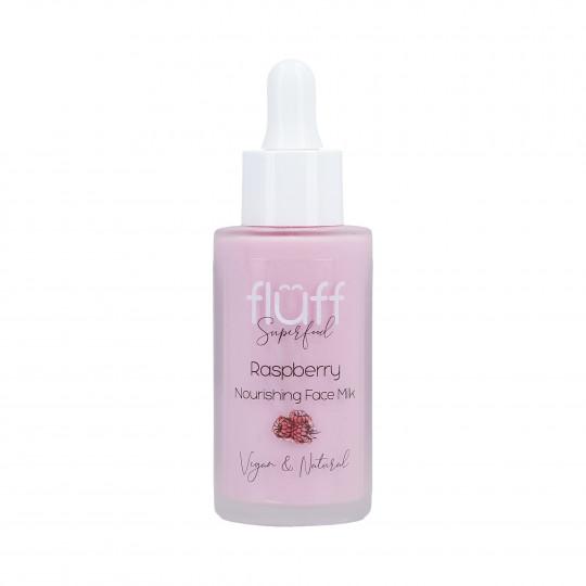 FLUFF Latte viso rigenerante al lampone 40ml - 1