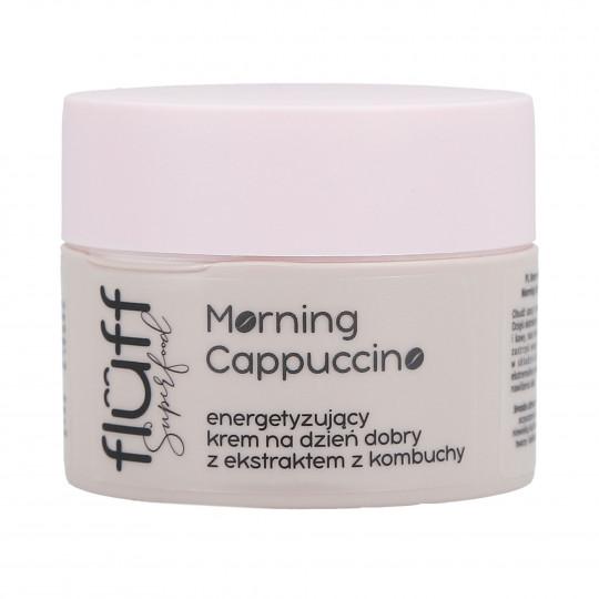 FLUFF Crema giorno con estratto di caffè 50ml - 1