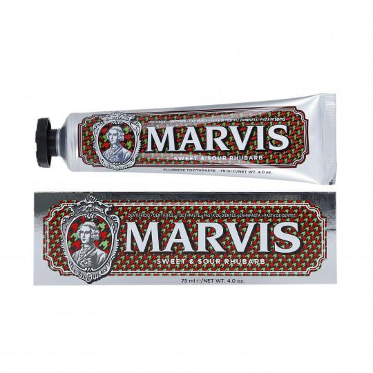 MARVIS SWEET&SOUR RHUBARB TOOTHPASTE 75ML