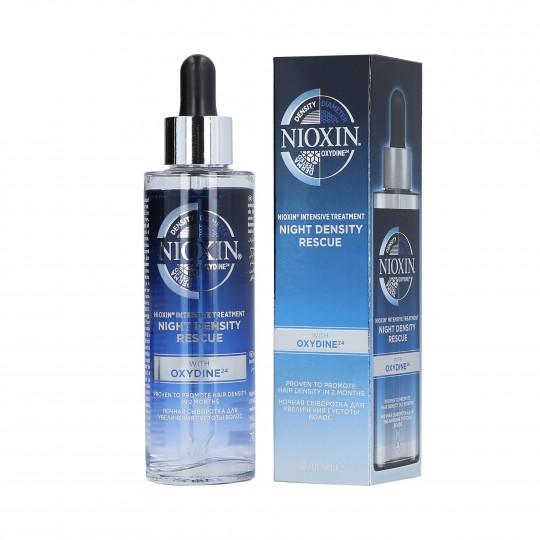 NIOXIN TRATTAMENTI INTENSIVI Trattamento notte infoltente capelli 70ml - 1