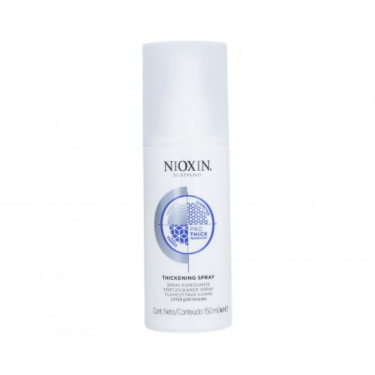 NIOXIN 3D STYLING Spray ispessente per capelli 150ml - 1