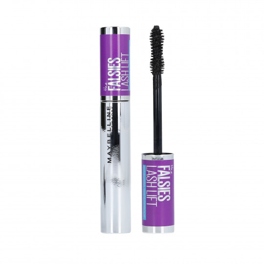 MAYBELLINE THE FALSIES LASH LIFT BLACK Mascara Waterproof 8,6ml - 1