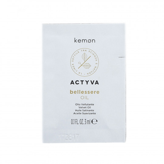 KEMON ACTYVA BELLESSERE Olio per capelli 25x3ml - 1