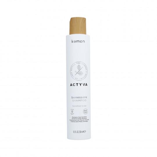 KEMON ACTYVA BENESSERE Shampoo cute sensibile 250ml - 1