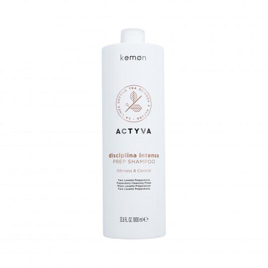 KEMON ACTYVA DISCIPLINA INTENSA Shampoo detergente 1000ml - 1