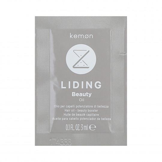 KEMON LIDING BEAUTY Olio per capelli 25x3ml - 1