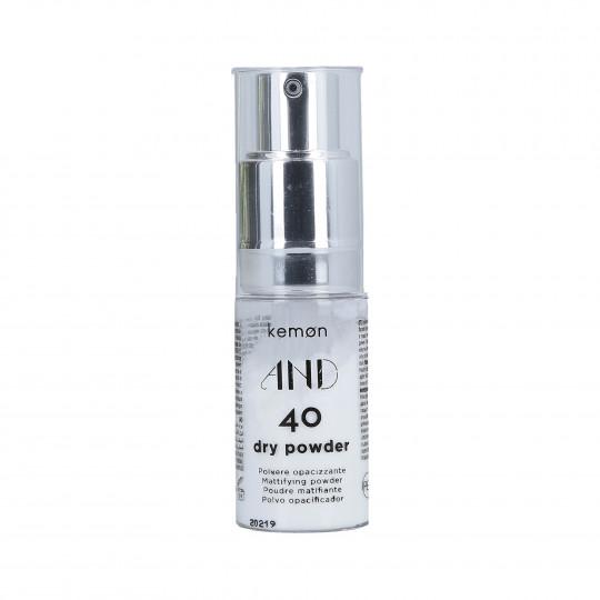 KEMON AND 40 Polvere opacizzante per capelli 5g - 1
