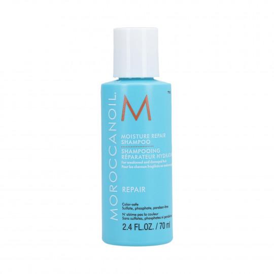 MOROCCANOIL REPAIR Shampoo per capelli danneggiati 70 ml - 1