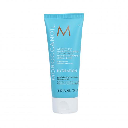 MOROCCANOIL HYDRATION Maschera per capelli idratante leggera 75ml - 1