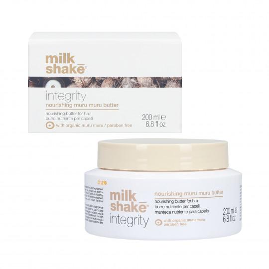 MILK SHAKE INTEGRITY Burro per capelli nutriente Muru Muru 200ml - 1
