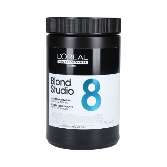 L'OREAL BLOND STUDIO Polvere decolorante per capelli 500g - 1