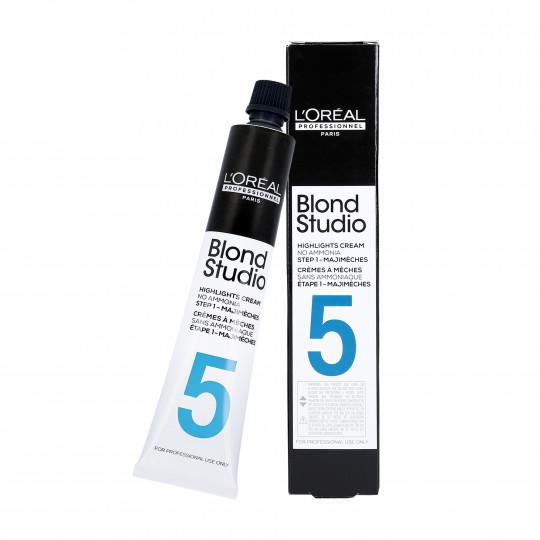L'OREAL BLOND STUDIO MAJIMECHES Crema per colpi di sole e balayage 50ml - 1