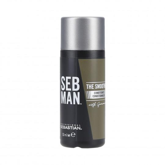 SEBASTIAN SEB MAN Balsamo lisciante per capelli 50ml - 1
